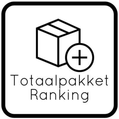 totaalpakket-ranking